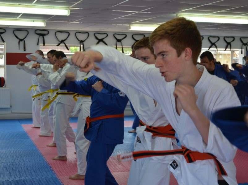 Powerful Self Defence Keeps You Safe, Wembley Choi Kwang Do