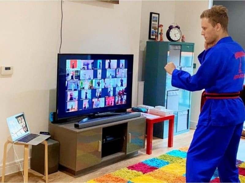 Adult Martial Arts in Wembley