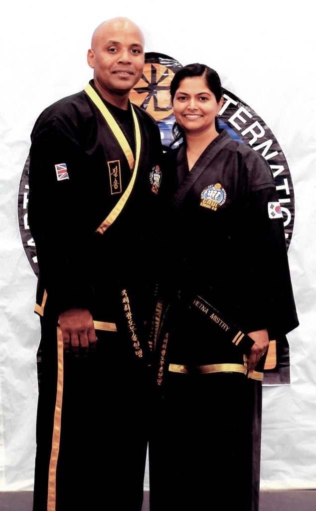 Master B Mrs M B 634x1024, Wembley Choi Kwang Do