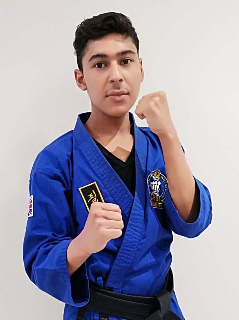 Mr Fawaz Khan 766x1024, Wembley Choi Kwang Do